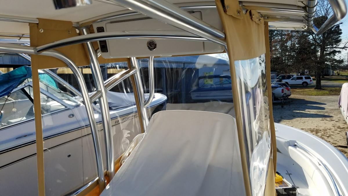 Enclosures | Custom Marine Design and Fabrication
